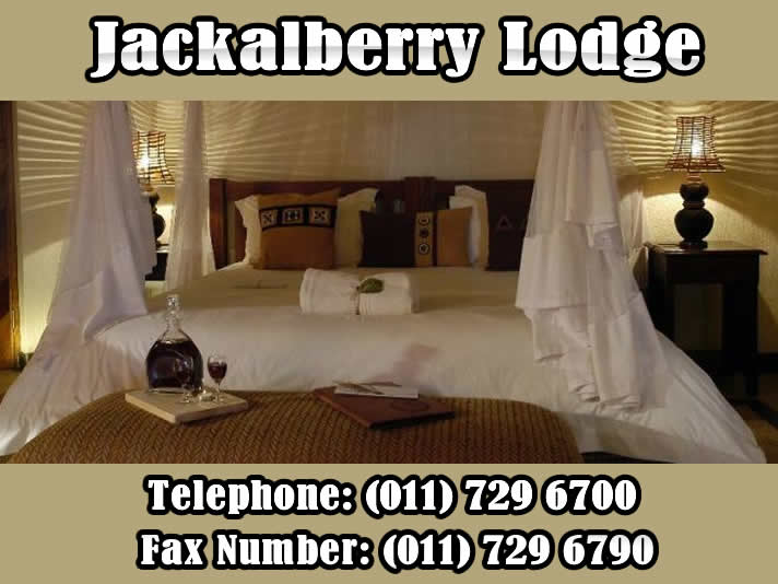 Jackalberry Lodge