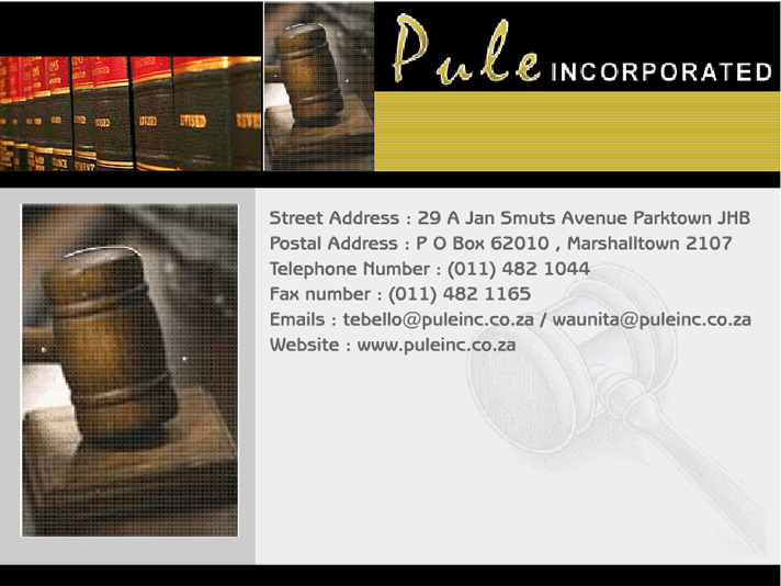 Pule Incorporated