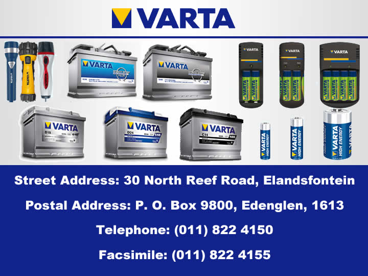 Varta A Division of BrandCorp