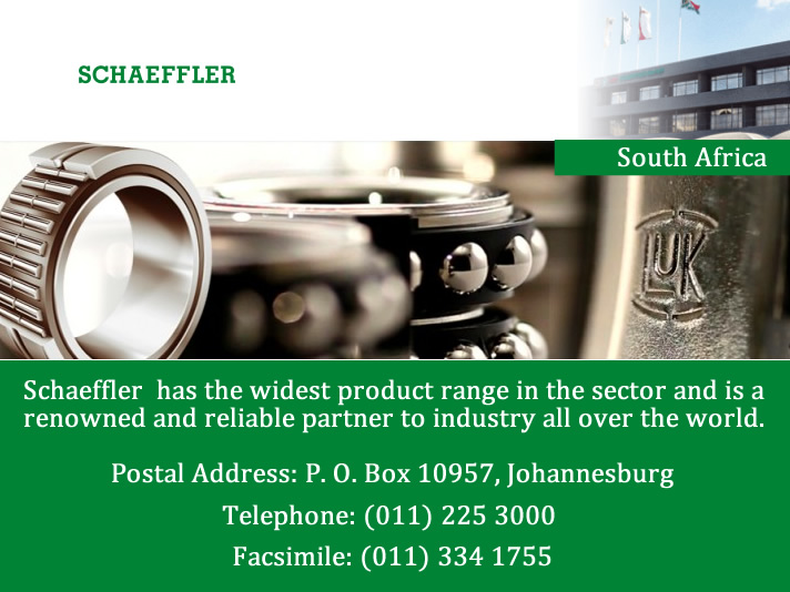 Schaeffler South Africa (Pty) Ltd
