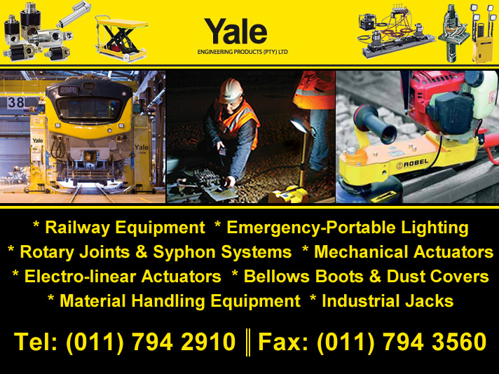 Yale Engineering Products (Pty) Ltd