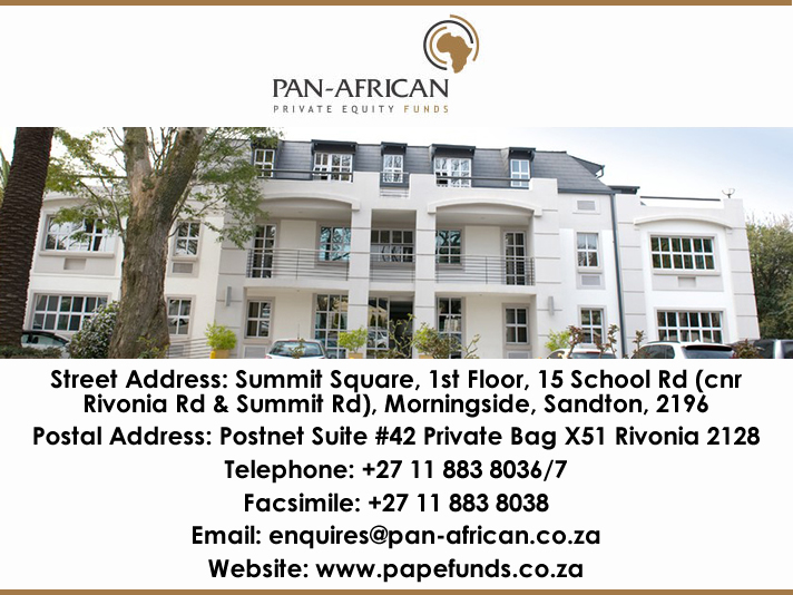 Pan-African Private Equity Funds