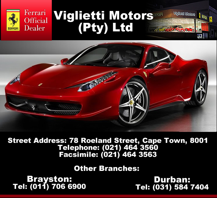 Viglietti Motors (Pty) Ltd