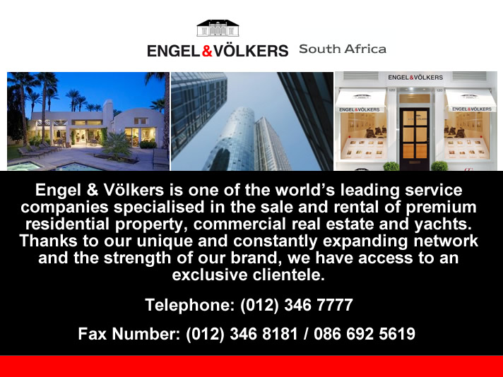Engel & Volkers SA (Pty) Ltd