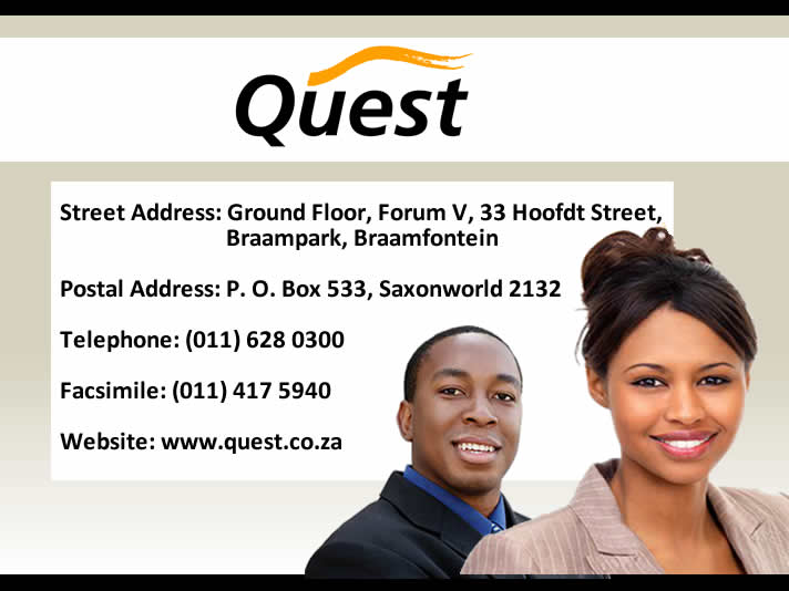 Quest Staffing Solutions Pty Ltd