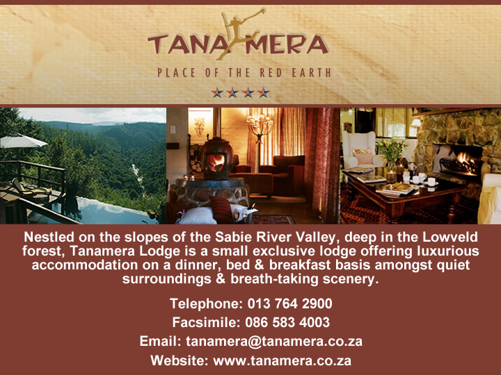 Tanamera Lodge