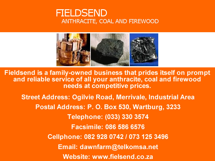 Fieldsend Coal And Anthracite