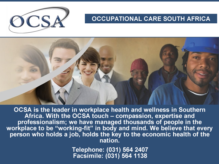 Occupational Care South Africa