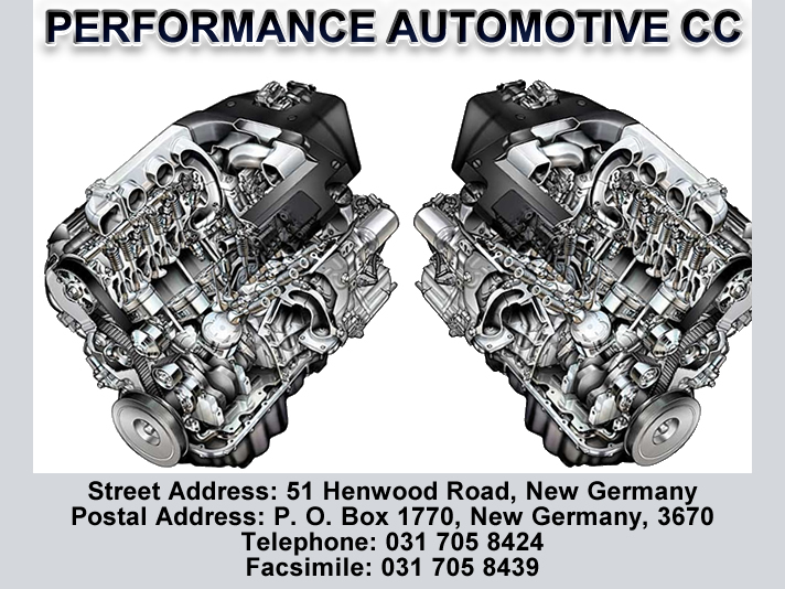 Performance Automotive CC