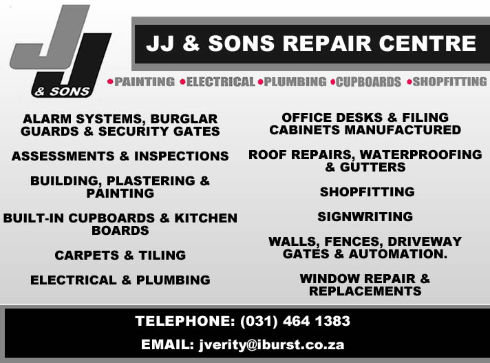 JJ & Sons Repair Centre