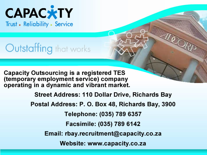 Capacity Outsourcing