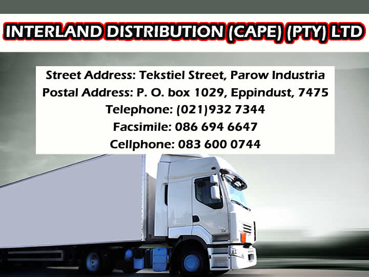 Interland Distribution (Cape) (Pty) Ltd