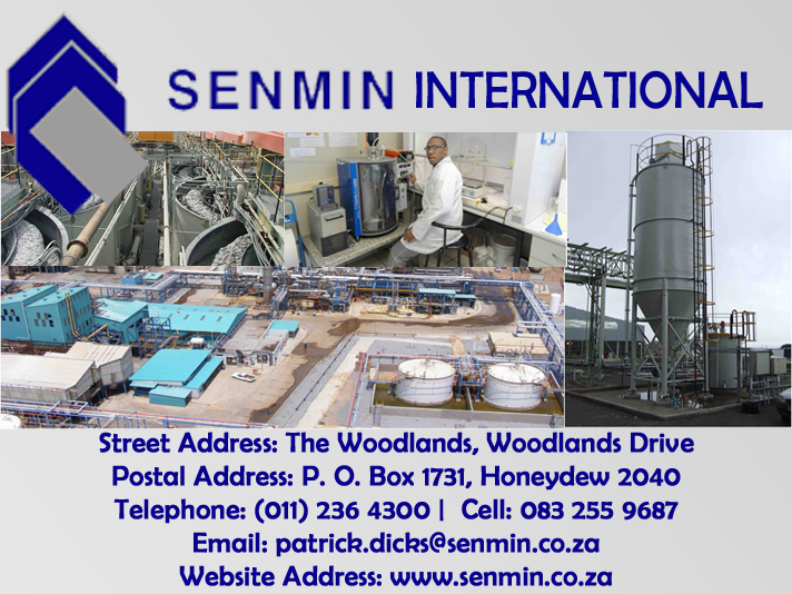 Senmin International (Pty) Ltd