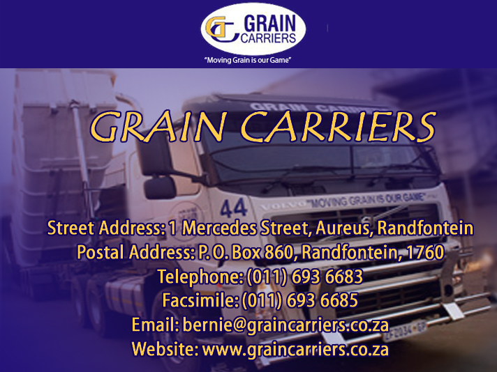 Grain Carriers (Pty) Ltd