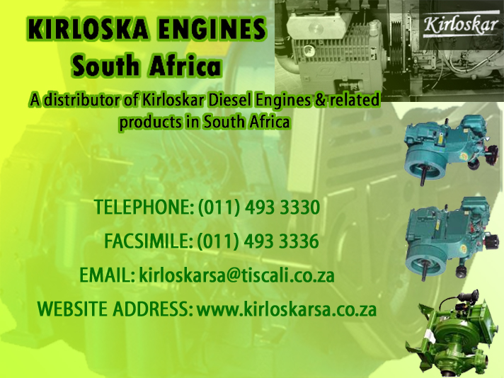 Kirloskar Engines South Africa