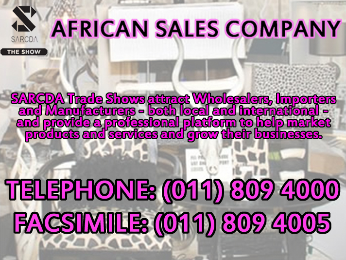 African Sales Company (Pty) Ltd