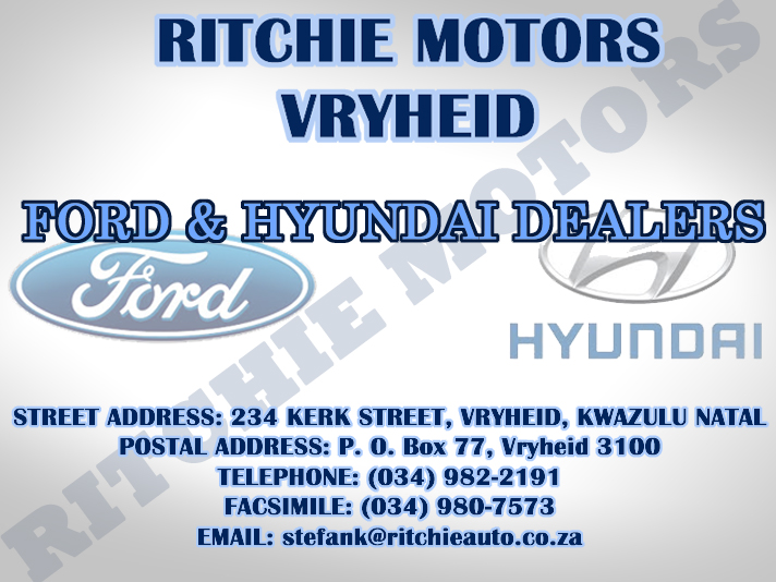 Ritchie Motors Vryheid (Pty) Ltd