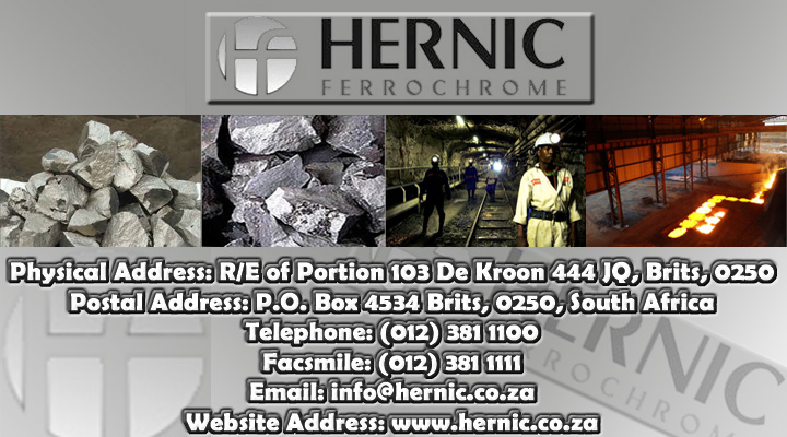 Hernic Ferrochrome (Pty) Ltd