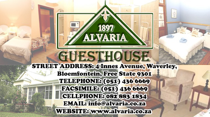 Alvaria Guesthouse
