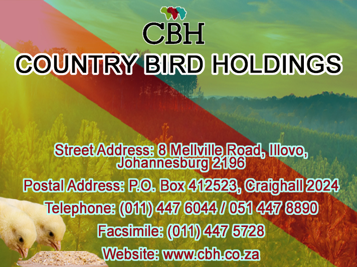 Country Bird Holdings Ltd