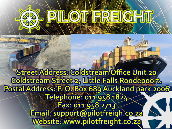 Pilot Freight (Pty) Ltd