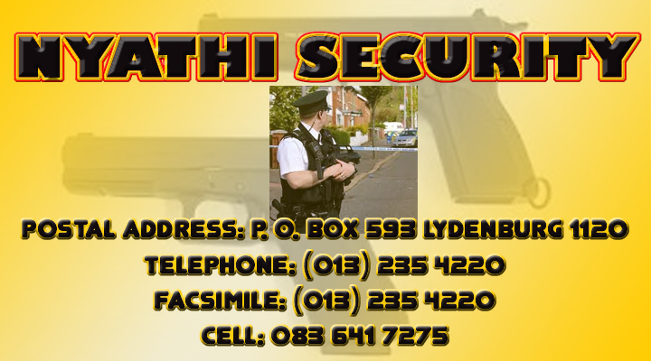 Nyathi Security