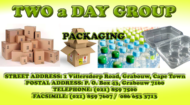 Two a Day Group (Pty) Ltd