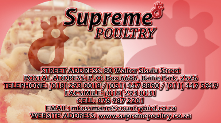 Supreme Poultry (Pty) Ltd