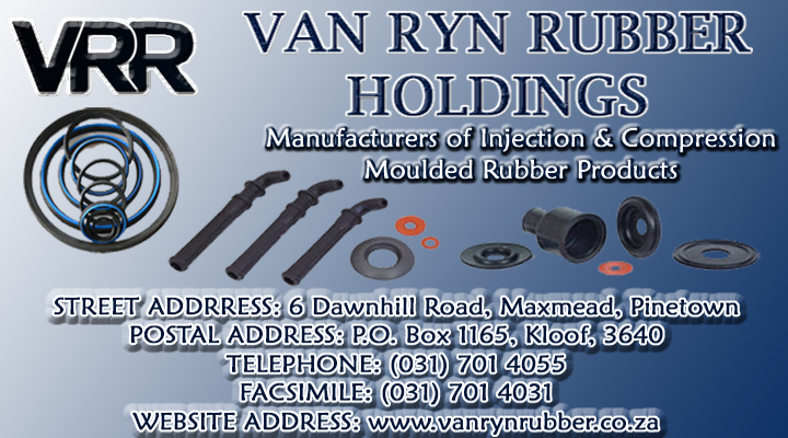 Van Ryn Rubber Holdings (Pty) Ltd
