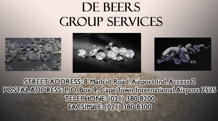 De Beers Group Services (Pty) Ltd