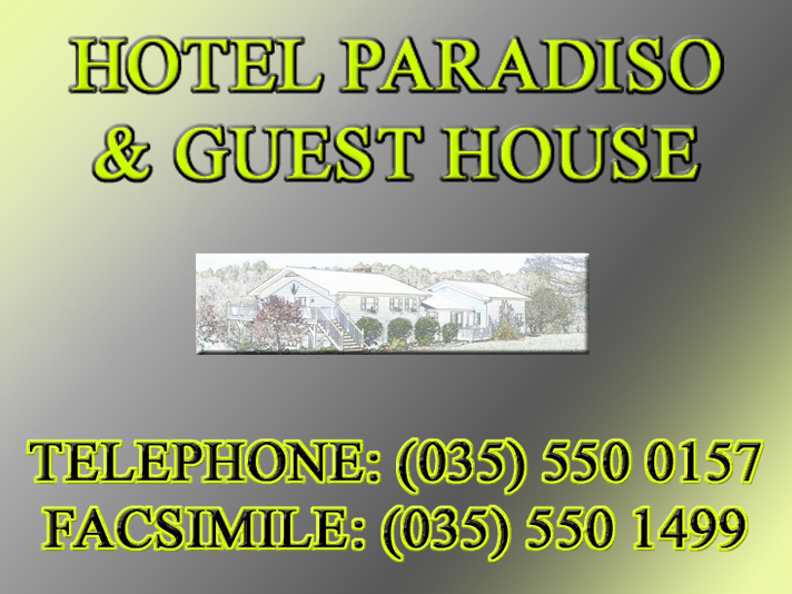 Hotel Paradiso & Guesthouse