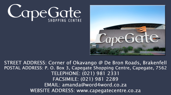 Cape Gate Shopping Centre