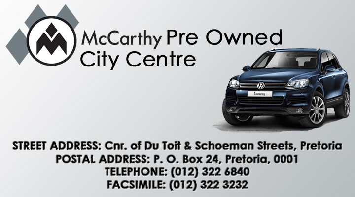 McCarthy Pre Owned City Centre
