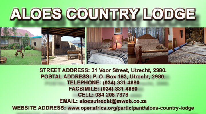 Aloes Country Lodge