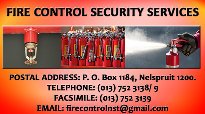 Fire Control Security Services
