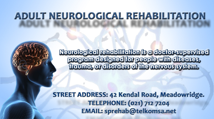 Adult Neurological Rehabilitation