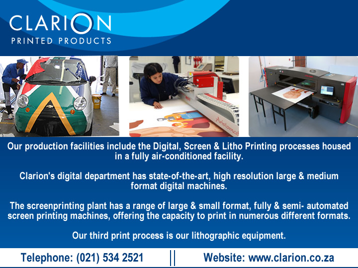 Clarion Printed Products