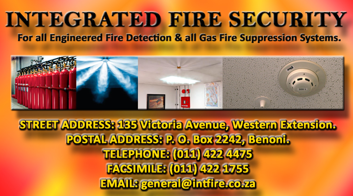 Integrated Fire Security (Pty) Ltd