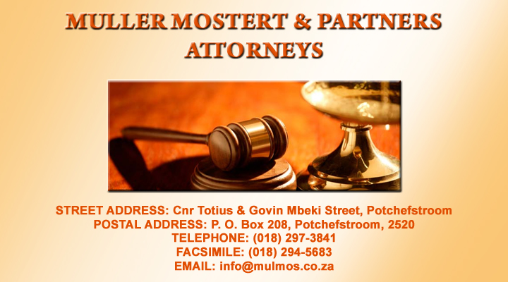 Muller Mostert & Partners Attorneys