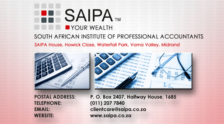 SAIPA (South African Institute of Professional Accountants)