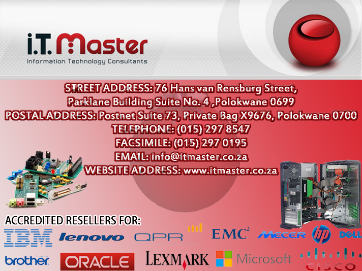 IT Master- Limpopo