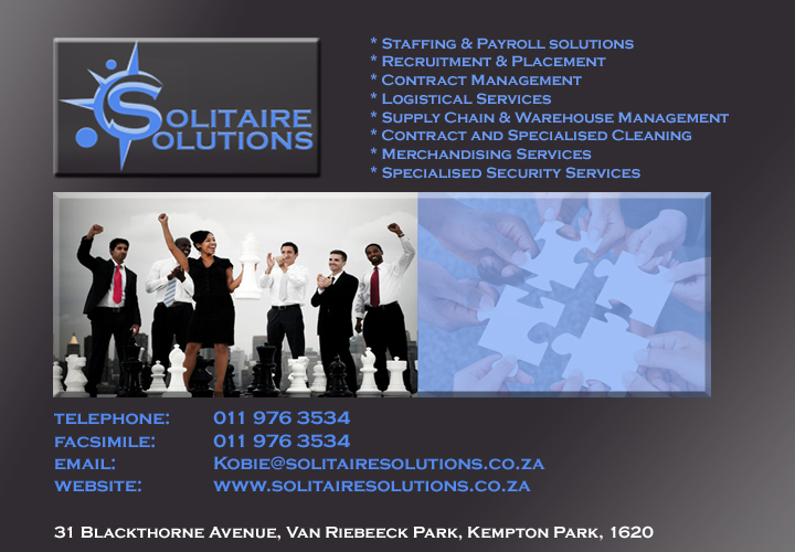 Solitaire Solutions
