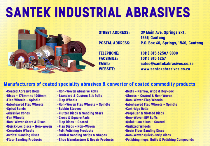 Santek Industrial Abrasives
