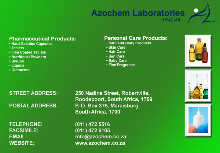 Azochem Laboratories (Pty) Ltd