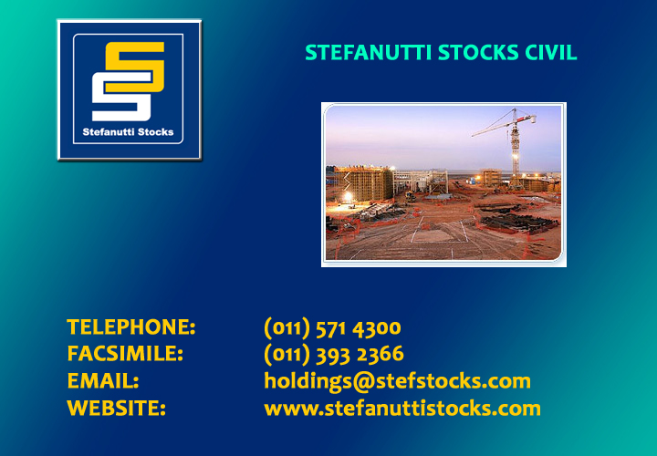 Stefanutti Stocks Civil