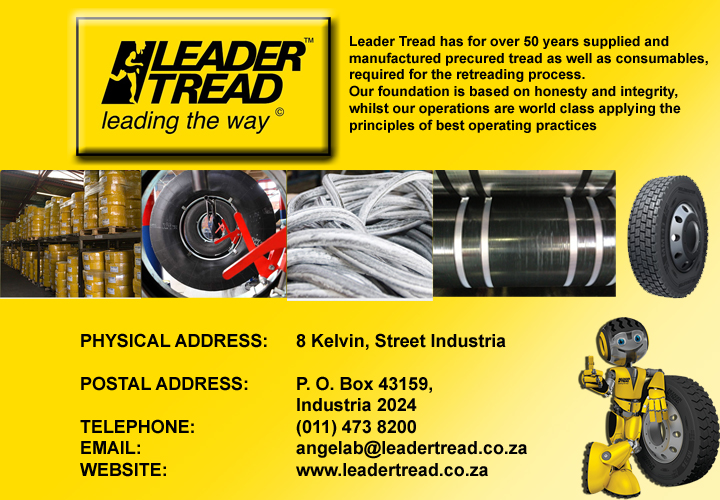 Leader Tread SA (Pty) Ltd
