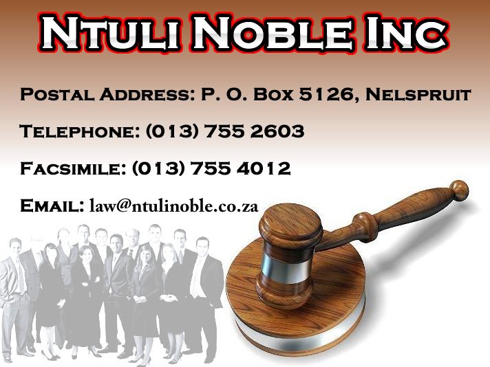 Ntuli Noble Inc
