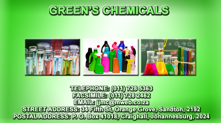 Green`s Chemicals