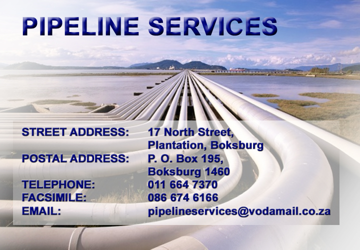 Pipelines Services