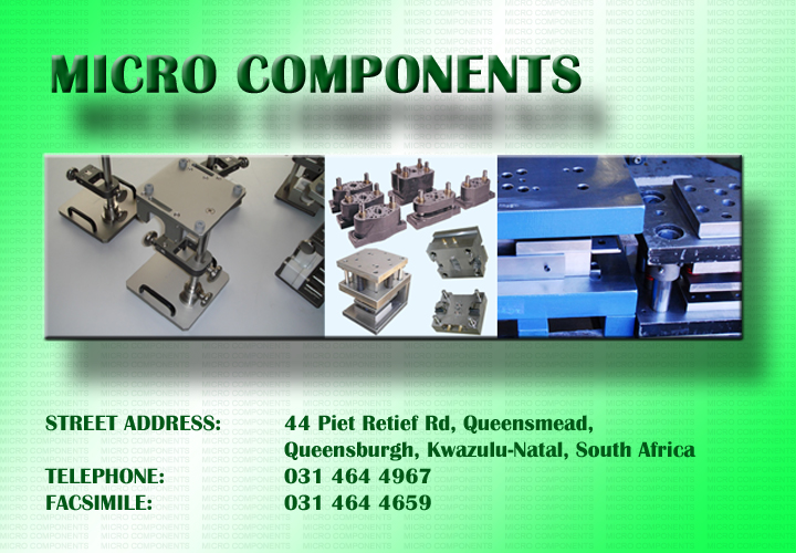 Micro Components (Pty) Ltd